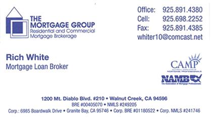 Rich White – Mortgage Broker Pro « Referral Pros
